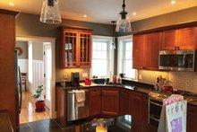 Country Interior - Kitchen Plan #429-258