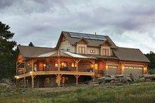 Home Plan - Craftsman Exterior - Other Elevation Plan #942-30