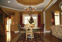 Architectural House Design - European Interior - Dining Room Plan #928-190