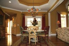 European Interior - Dining Room Plan #928-190