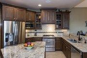 European Style House Plan - 4 Beds 3 Baths 2950 Sq/Ft Plan #929-29 Interior - Kitchen