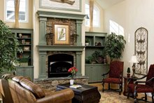 Home Plan - Country Interior - Family Room Plan #929-359