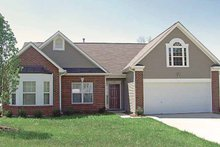 House Plan Design - Colonial Exterior - Front Elevation Plan #453-280