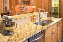 Kitchen - 2900 square foot Craftsman Home