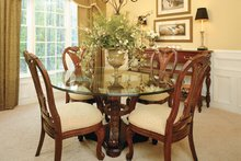 House Design - Traditional Interior - Dining Room Plan #927-598