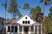 Country Style House Plan - 3 Beds 3.5 Baths 2843 Sq/Ft Plan #928-251 Exterior - Front Elevation