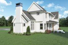 Home Plan - European Exterior - Other Elevation Plan #1070-142