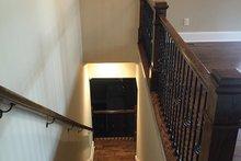 Architectural House Design - Ranch Interior - Entry Plan #437-71