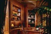 Mediterranean Style House Plan - 4 Beds 4.5 Baths 5109 Sq/Ft Plan #930-98 Interior - Other