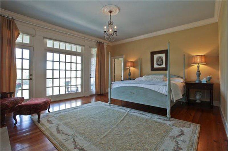 Classical Interior - Master Bedroom Plan #137-311 - Houseplans.com