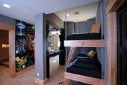 Prairie Style House Plan - 4 Beds 4 Baths 8077 Sq/Ft Plan #928-62 Interior - Bedroom