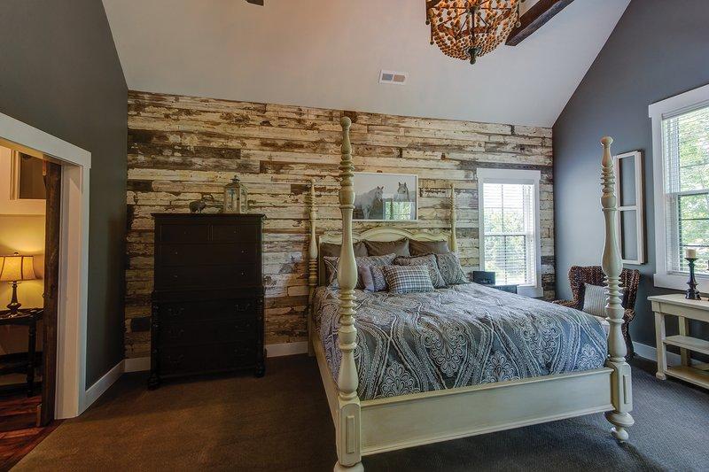 Interior - Master Bedroom Plan #927-362 - Houseplans.com