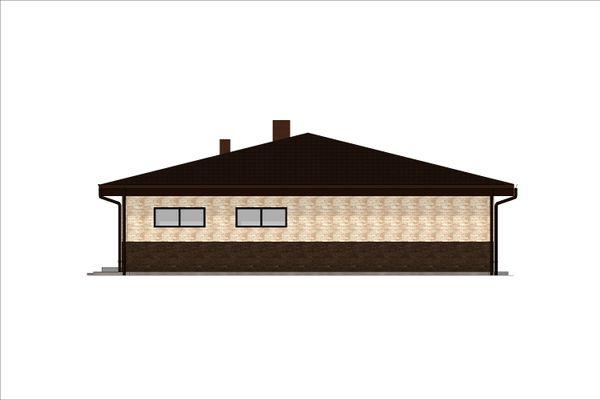 Bungalow Floor Plan - Other Floor Plan Plan #906-10