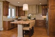 Craftsman Style House Plan - 3 Beds 4 Baths 2944 Sq/Ft Plan #928-230 Interior - Kitchen