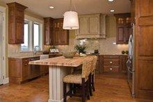 Craftsman Interior - Kitchen Plan #928-230