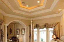 House Plan Design - Mediterranean Interior - Master Bedroom Plan #1017-1