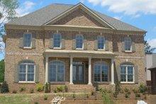 House Design - European Exterior - Other Elevation Plan #119-122