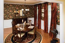 Classical Interior - Dining Room Plan #929-679