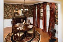 House Plan Design - Classical Interior - Dining Room Plan #929-679