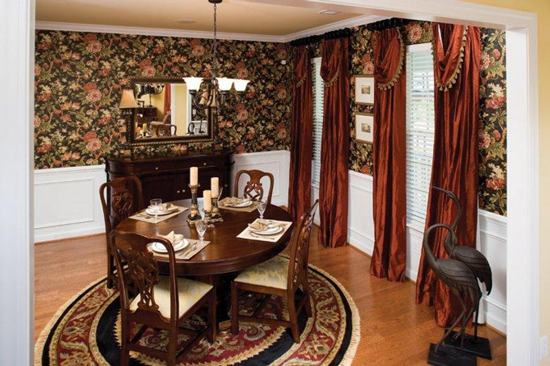 Classical Interior - Dining Room Plan #929-679 - Houseplans.com