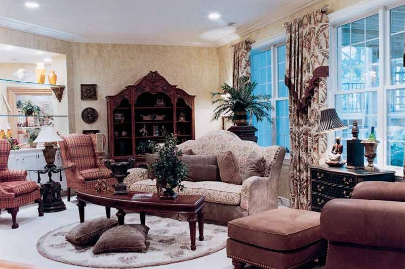 Country Interior - Other Plan #46-648 - Houseplans.com