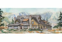 House Plan Design - Craftsman Exterior - Front Elevation Plan #928-237