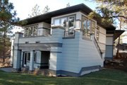 Prairie Style House Plan - 3 Beds 2.5 Baths 3095 Sq/Ft Plan #895-7 Photo