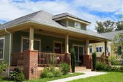 Craftsman Style House Plan - 3 Beds 2 Baths 1260 Sq/Ft Plan #461-4 Photo