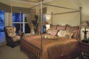 Mediterranean Style House Plan - 4 Beds 3.5 Baths 3433 Sq/Ft Plan #930-322 Interior - Master Bedroom