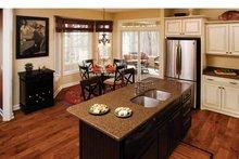Dream House Plan - Country Interior - Kitchen Plan #929-701