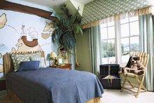 Country Interior - Bedroom Plan #927-164