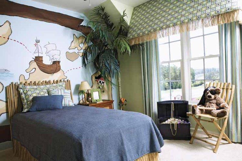 Country Interior - Bedroom Plan #927-164 - Houseplans.com