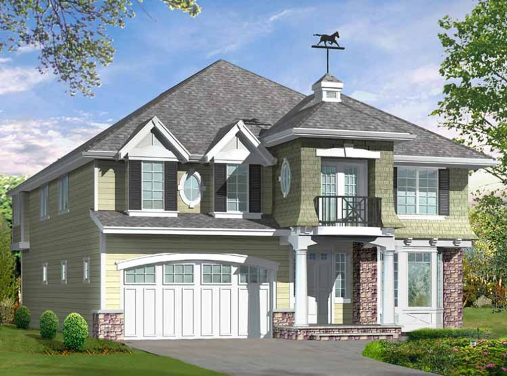 Craftsman style house plan 4 beds 2 5 baths 3718 sq ft for Home plan com