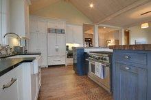 House Plan Design - Craftsman Interior - Kitchen Plan #928-252