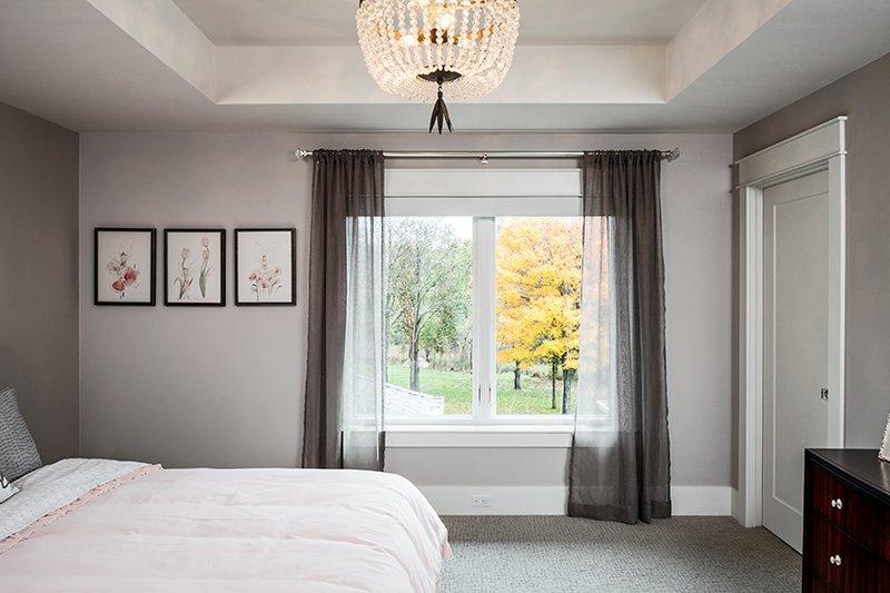 Contemporary Interior - Bedroom Plan #928-287 - Houseplans.com