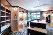 Prairie Style House Plan - 4 Beds 4 Baths 8077 Sq/Ft Plan #928-62 Interior - Master Bedroom