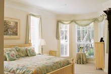 Victorian Interior - Bedroom Plan #417-545