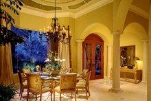 Mediterranean Interior - Dining Room Plan #930-104