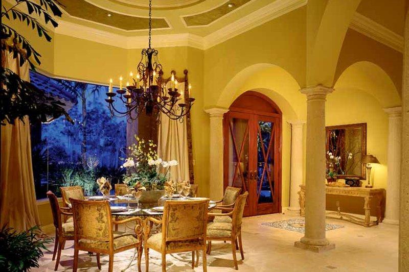 Mediterranean Interior - Dining Room Plan #930-104 - Houseplans.com