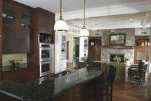 Architectural House Design - Craftsman Interior - Kitchen Plan #928-171