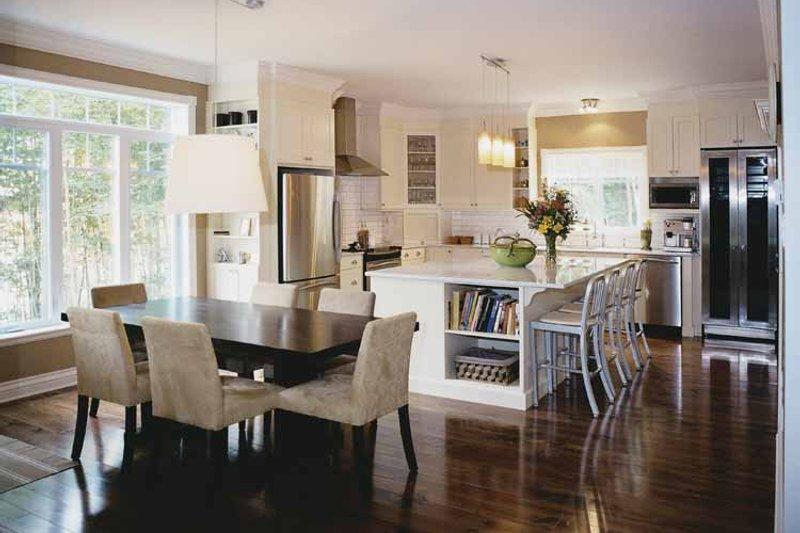 Victorian Interior - Kitchen Plan #23-2351 - Houseplans.com