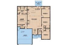 European Floor Plan - Main Floor Plan Plan #923-137