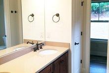 Ranch Interior - Master Bathroom Plan #437-79