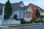 Beach Style House Plan - 2 Beds 2 Baths 1490 Sq/Ft Plan #464-2 Exterior - Other Elevation