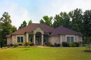Traditional Style House Plan - 3 Beds 2.5 Baths 2456 Sq/Ft Plan #20-885 Photo