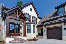 House Plan Design - European Exterior - Front Elevation Plan #927-362