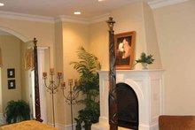 House Design - Mediterranean Interior - Master Bedroom Plan #937-17