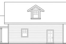 House Plan Design - Craftsman Exterior - Other Elevation Plan #124-660