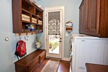 Dream House Plan - Craftsman Interior - Laundry Plan #80-205