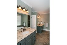 Dream House Plan - Craftsman Interior - Master Bathroom Plan #929-26